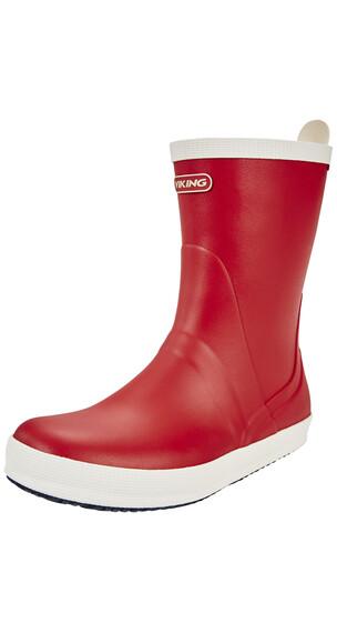 Viking Footwear Seilas Gummistøvler rød